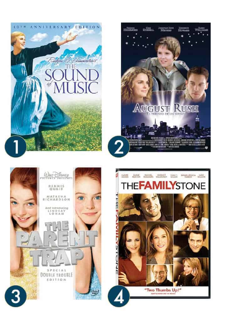 best movies while pregnant