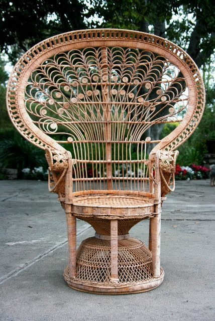 Last Night I Dreamt Of Wicker Emily Henderson
