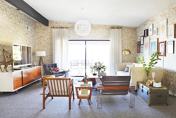 joy cho's living room - stylebyemilyhenderson.com