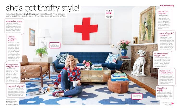 emily henderson's living room - stylebyemilyhenderson.com
