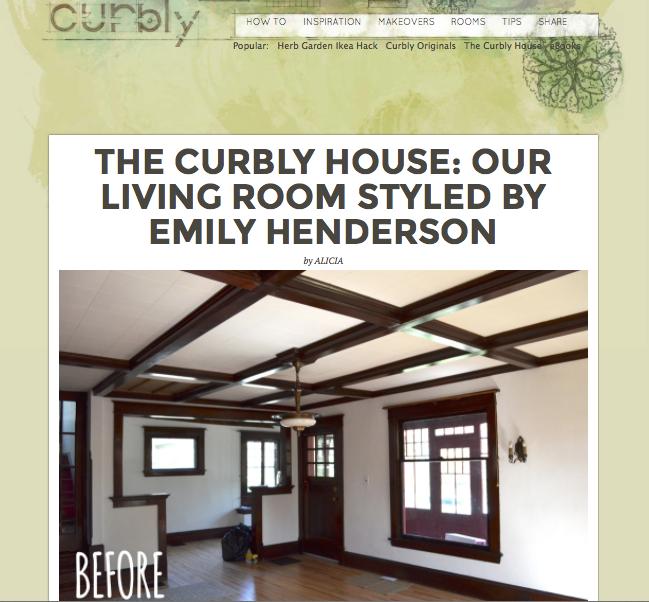 The Curbly House