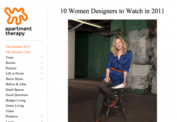 10 Women Designers to Watch in 2011