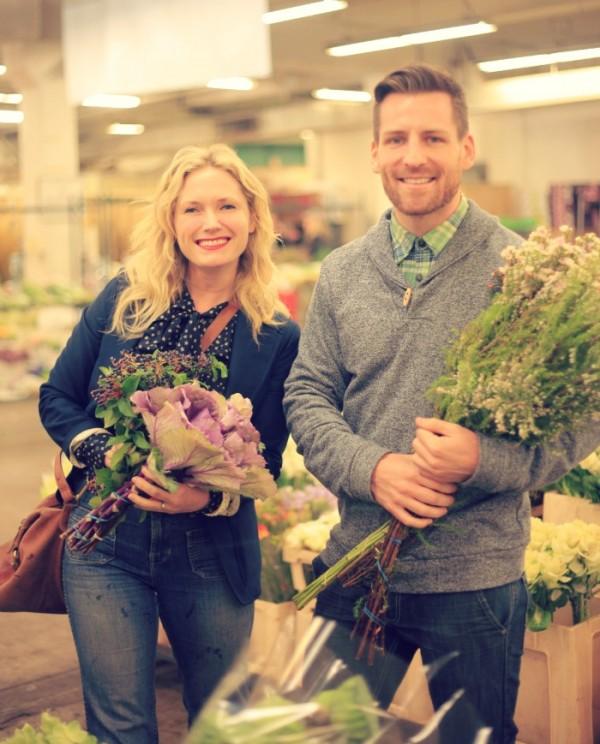 flower market downtown
