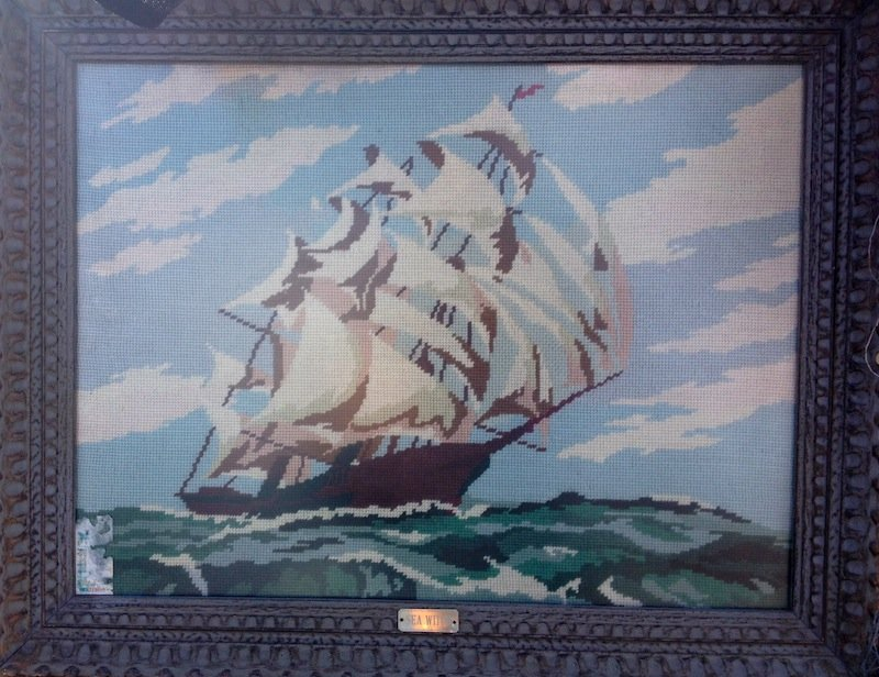 needlepoint-ship