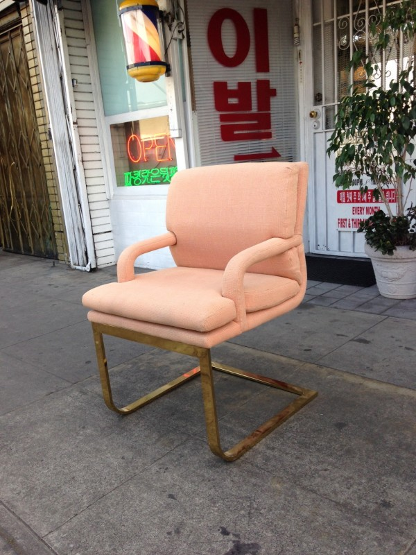 peach-80's-chair
