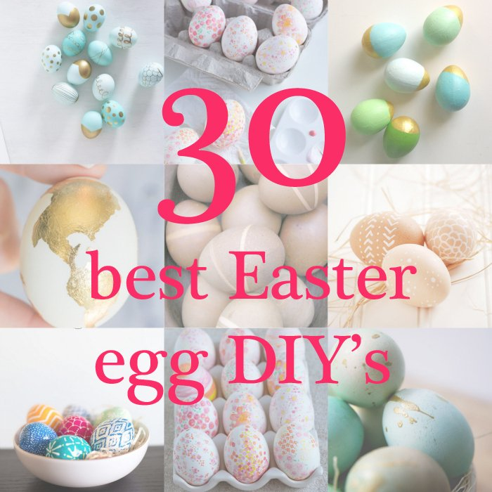 best easter egg DIY