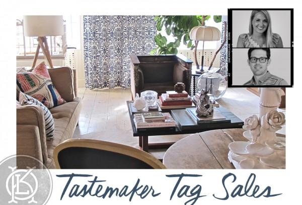Scott horne tastemaker tag sale