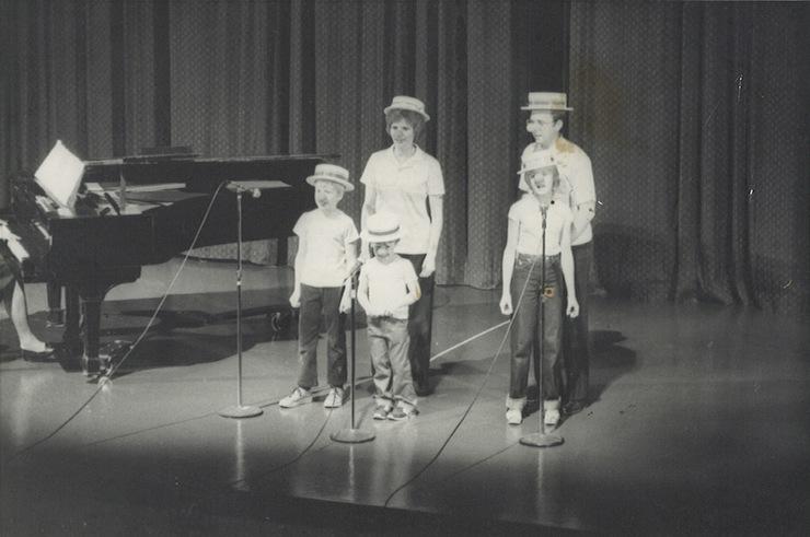 starke family performing