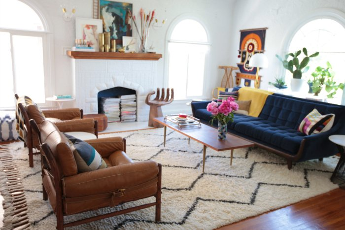 Tips To Choosing The Right Rug Size Emily Henderson
