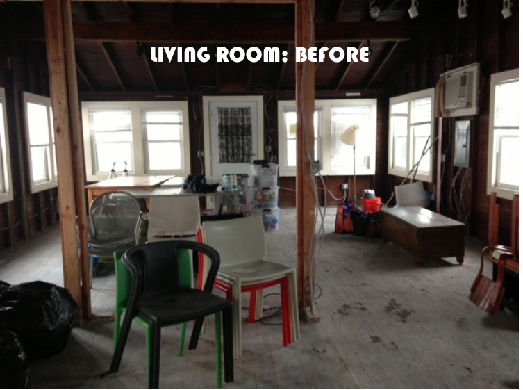 RENOVATION BEFORE