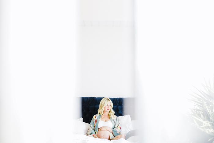 Emily Henderson Maternity