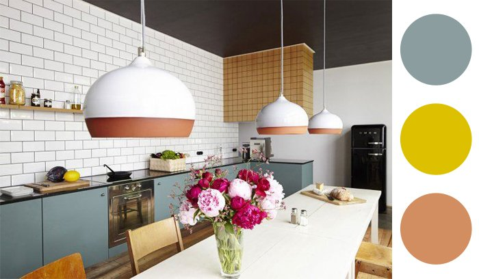 Utilitarian & Chic Kitchen
