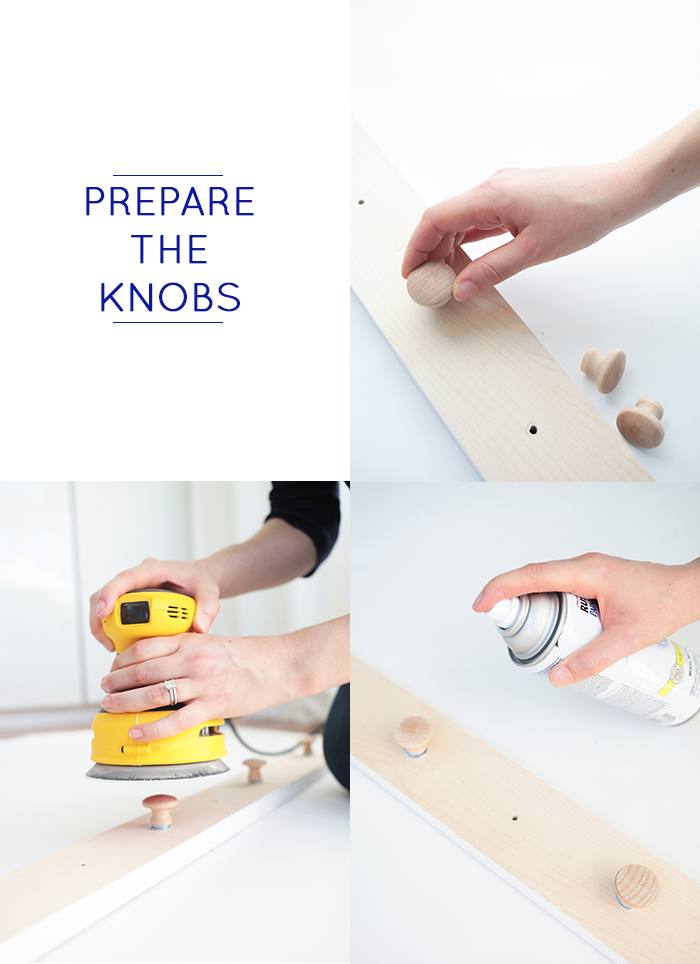 DIY Copper Knobs How To