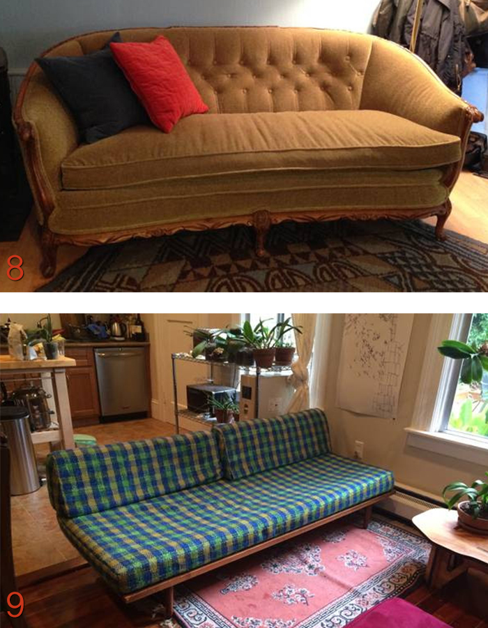 san francisco craigslist vintage couches