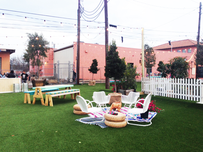 Airbnb Park Exterior