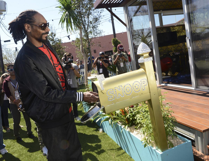 Airbnb Snoop Dogg