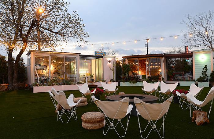 Airbnb Park SXSW