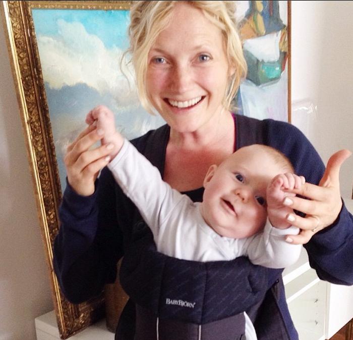 baby-wearing emily