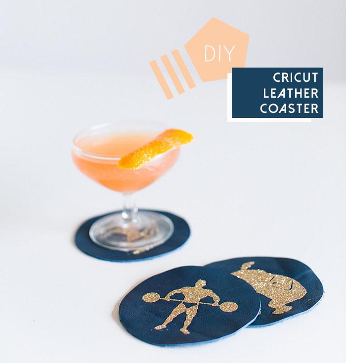 Cricut Coaster