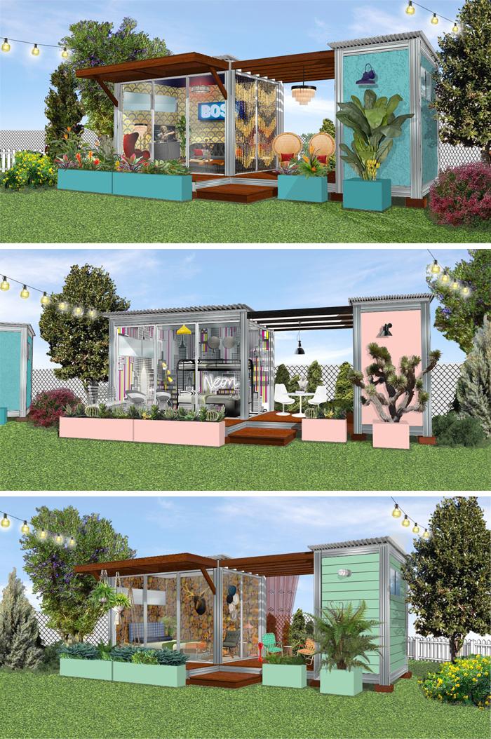 Exterior renderings 2