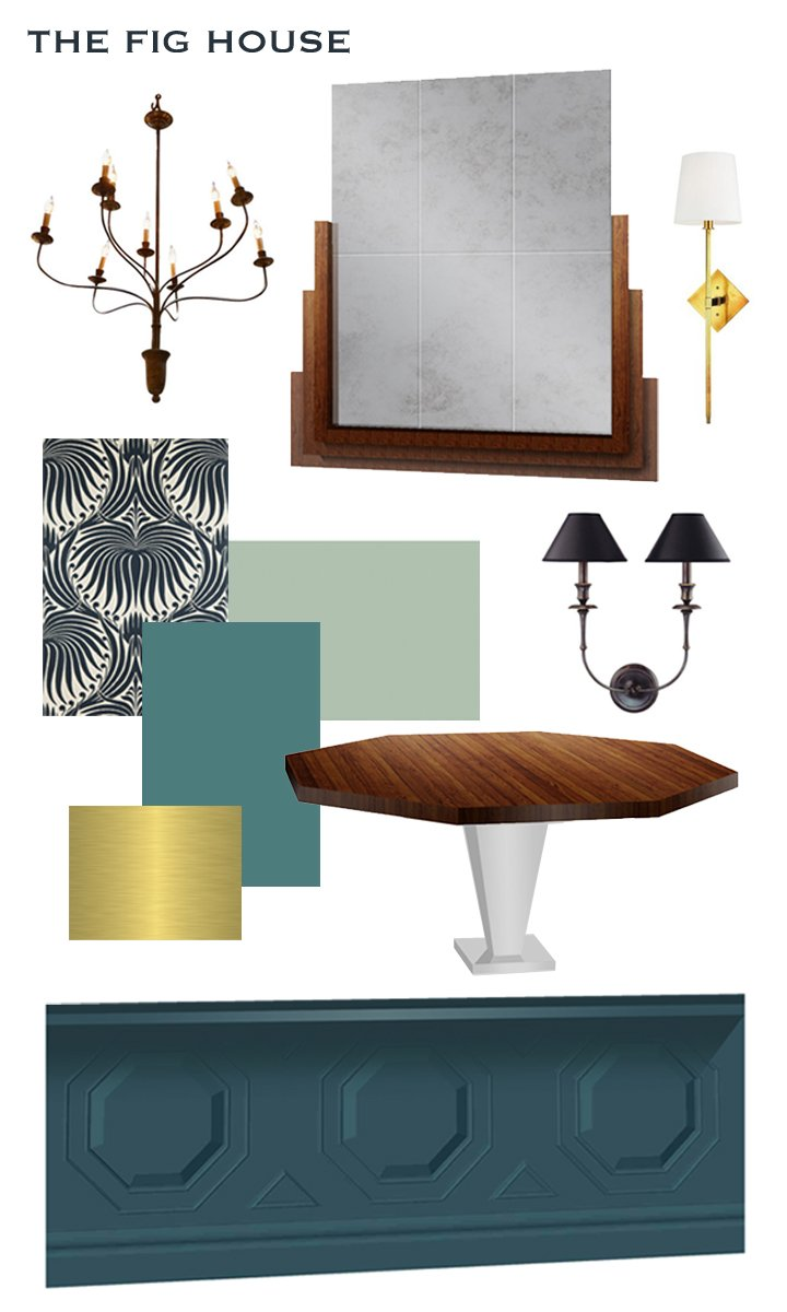 fig house mood board