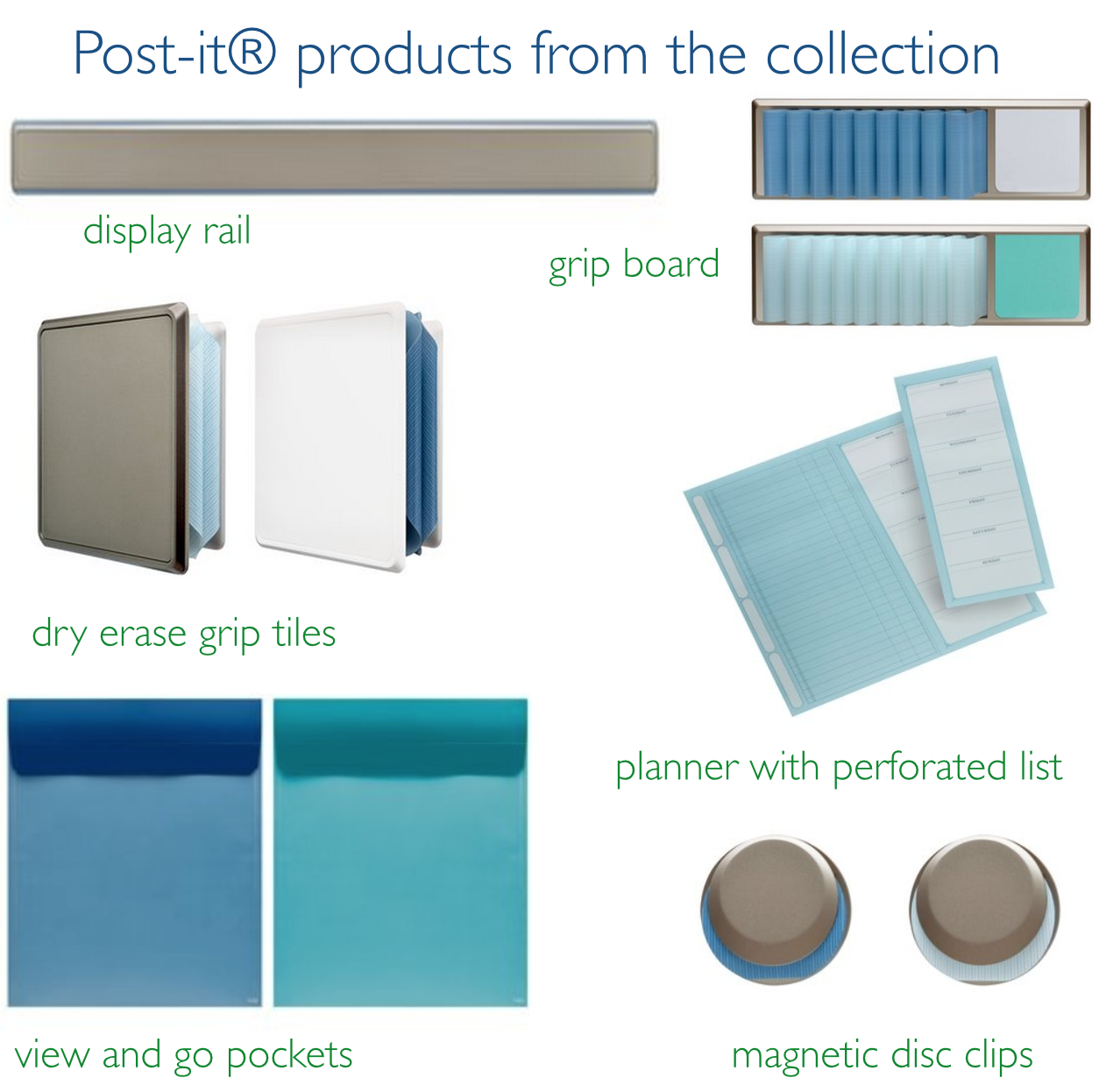 post-it home collection