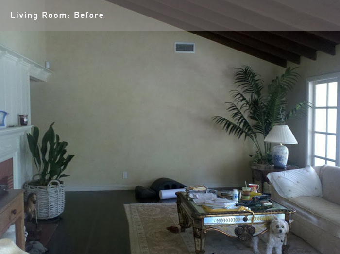 Before_Living Room
