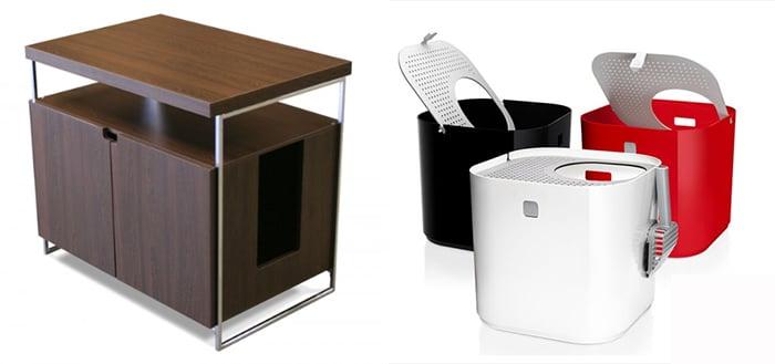 Modern Litter Box 2