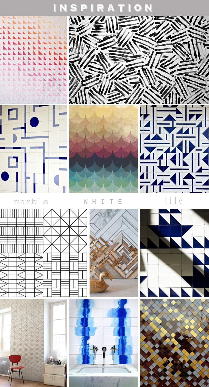 Tiling Inspiration