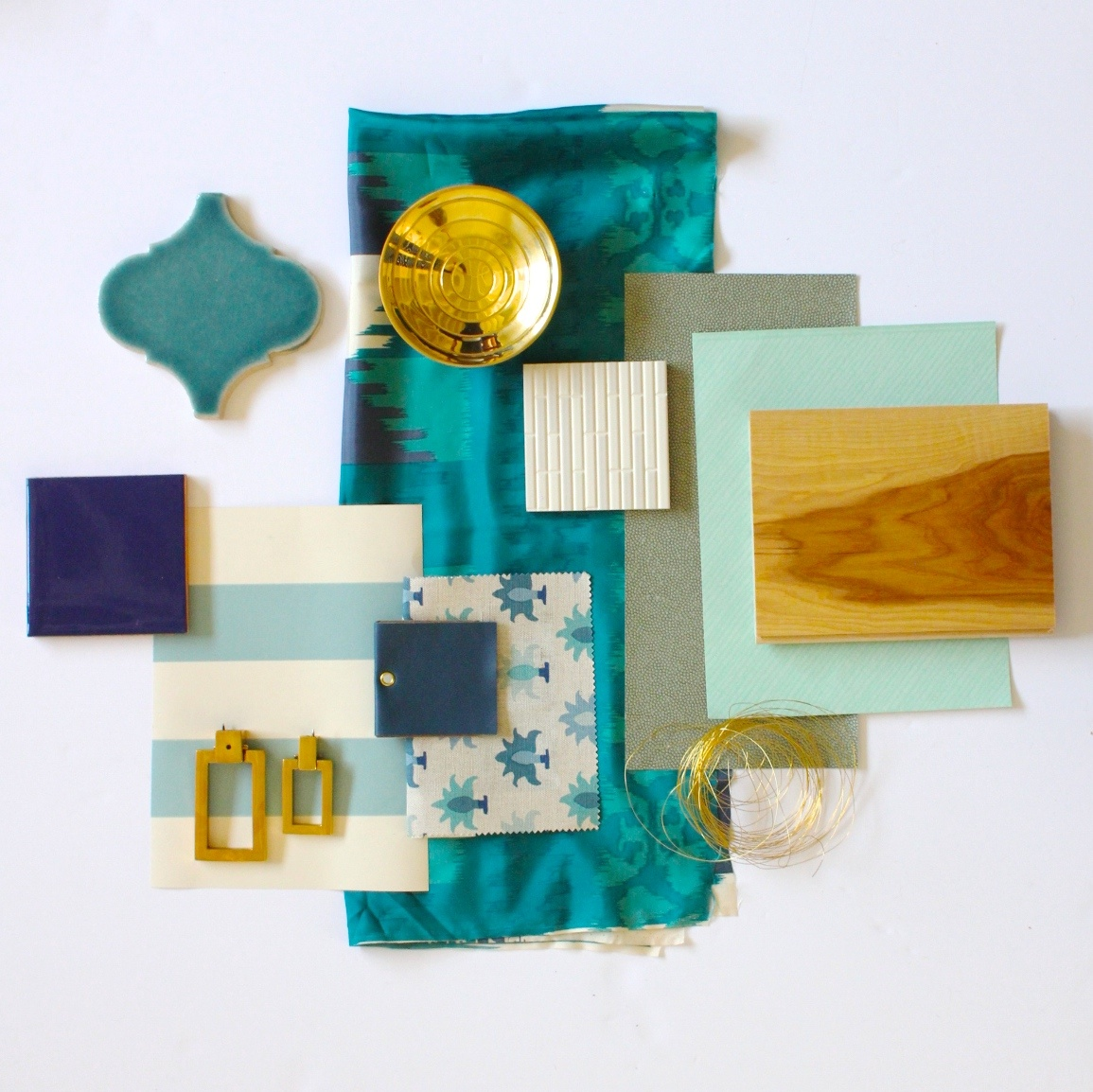 blue-materials-board