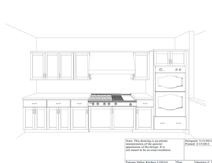kitchen redering 5