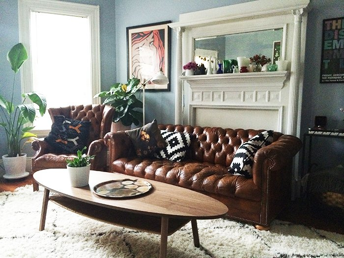 matching living room tables images
