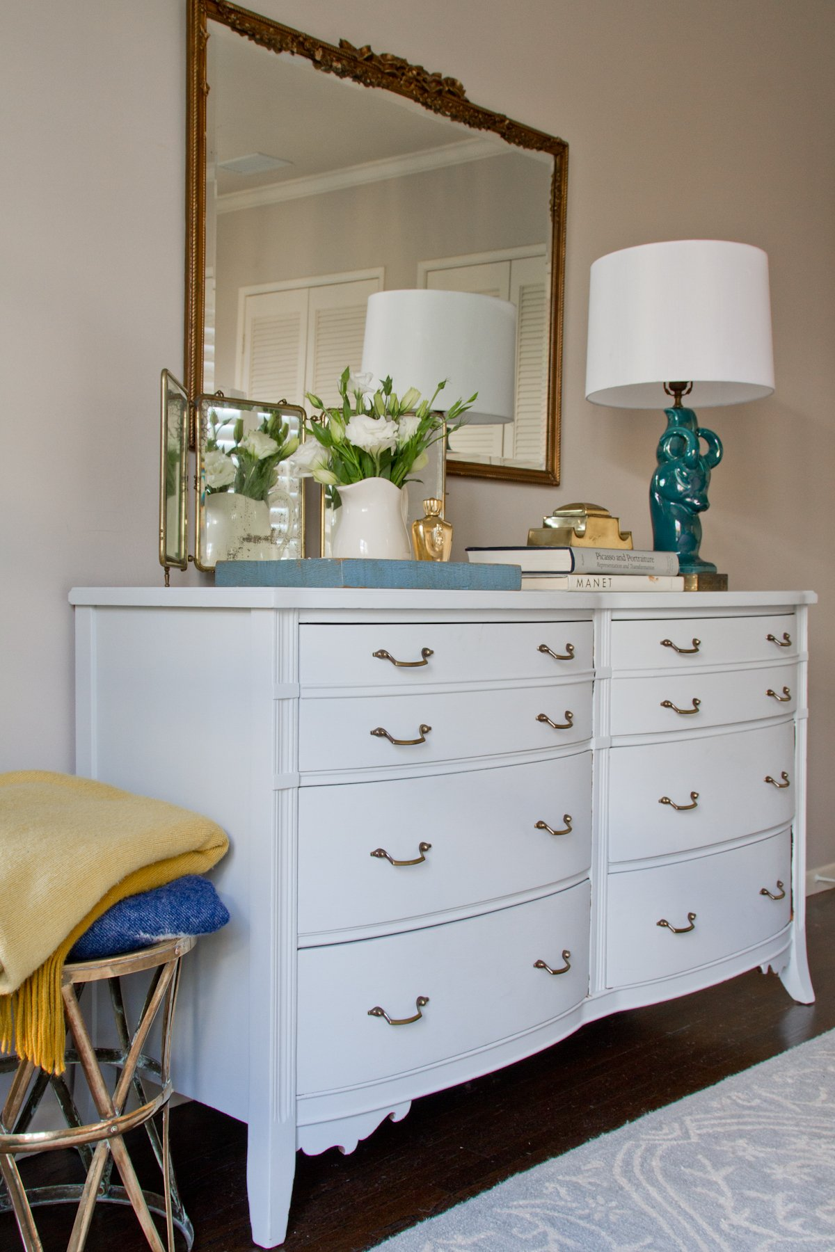 Emily Henderson Dresser Bedroom Traditional