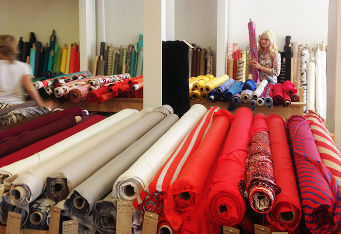 emily fabric store