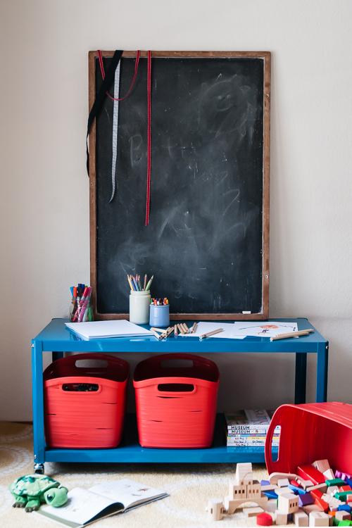 Room-Essentials-Blue-Cart-Kid-Room