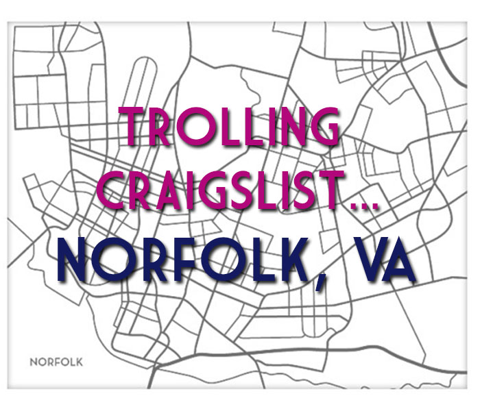 Trolling Cl norfolk