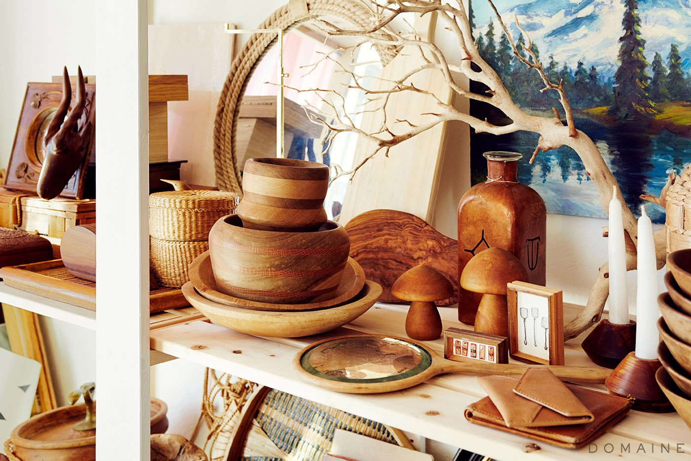 Emily Henderson Studio_ Wood Accessories