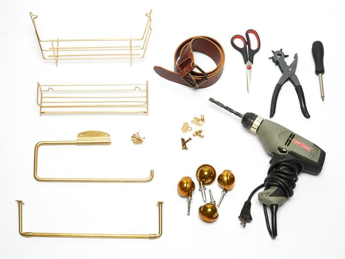2_DIY Kitchen Island Dresser Ikea Hack_Ingredients