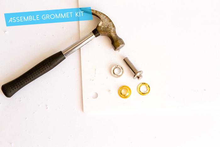 DIY Wallpaper Panel_Grommet Ingredients