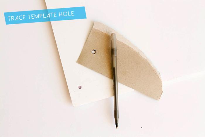 DIY Wallpaper Panel_Template Mark