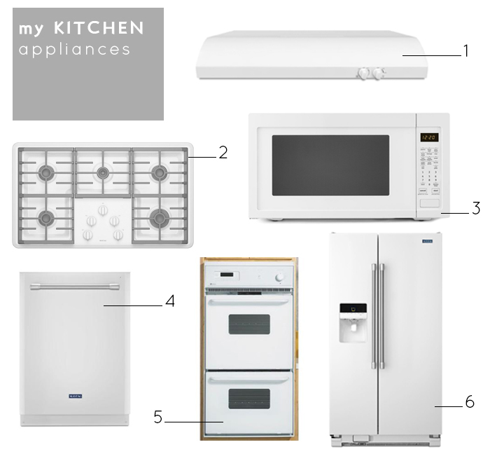 Emily House_Kitchen Appliances Options_her picks