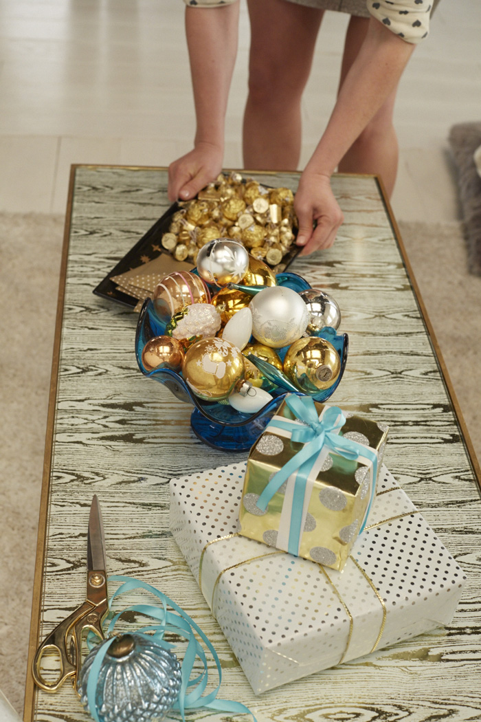 Holiday Target Emily Henderson Coffee Table Accessories
