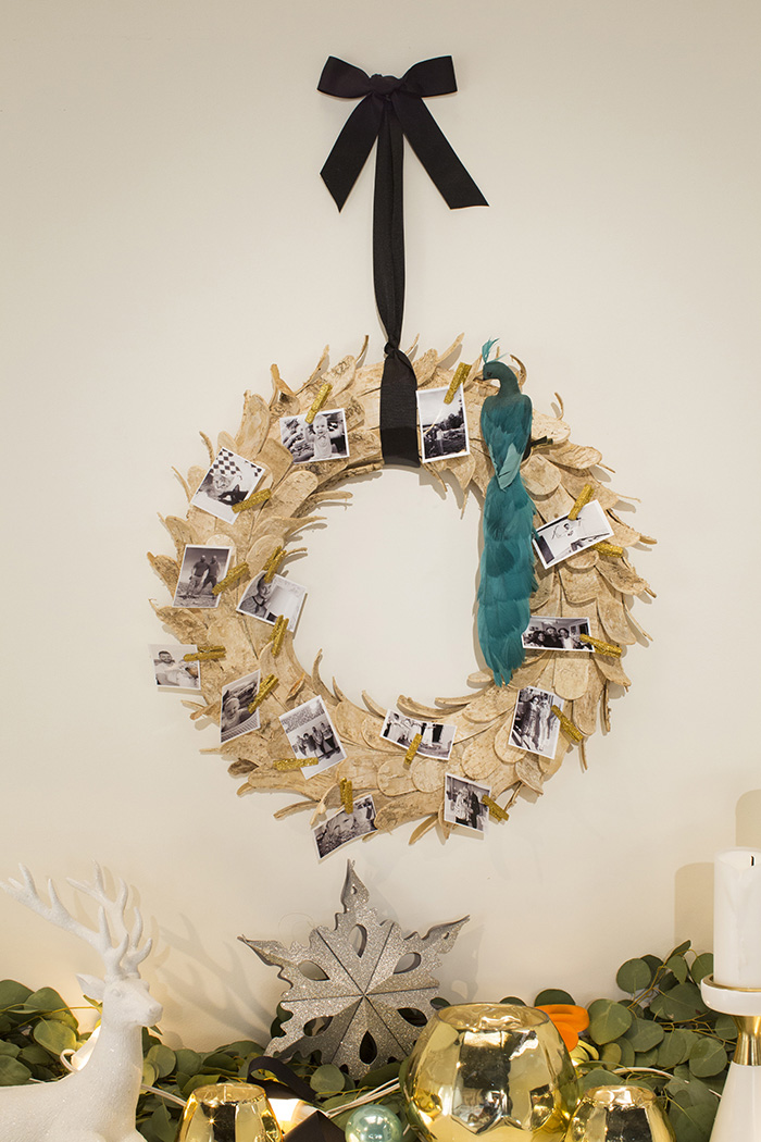 Holiday Target Emily Henderson Wreath Instagram