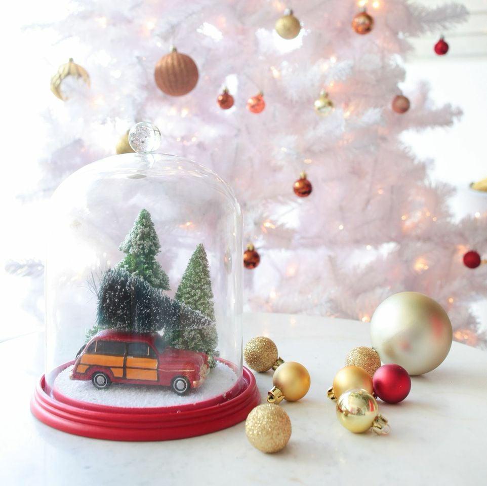 christmas dome