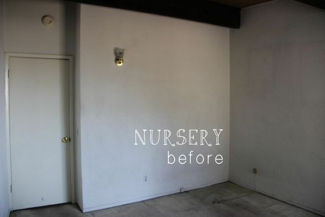 nursery-before