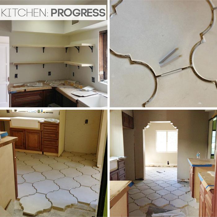 California Country_Kitchen_Emily Henderson_progress 1