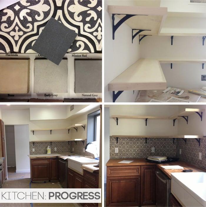 California Country_Kitchen_Emily Henderson_progress 2