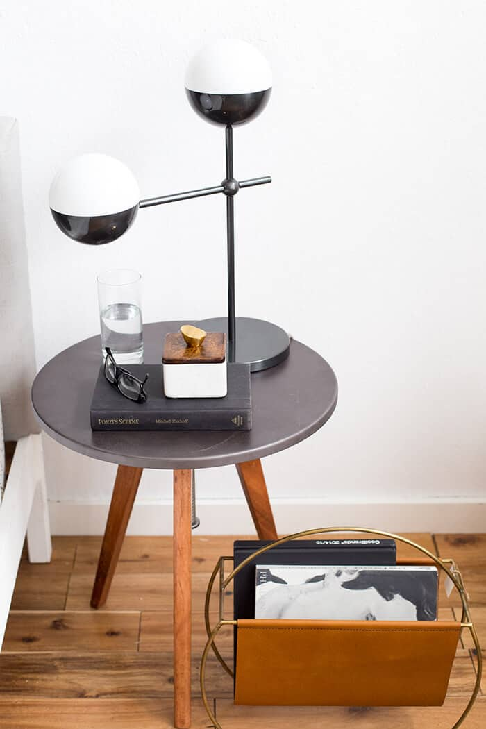 Black White Masculine Clean Modern_side table_world market_industrial