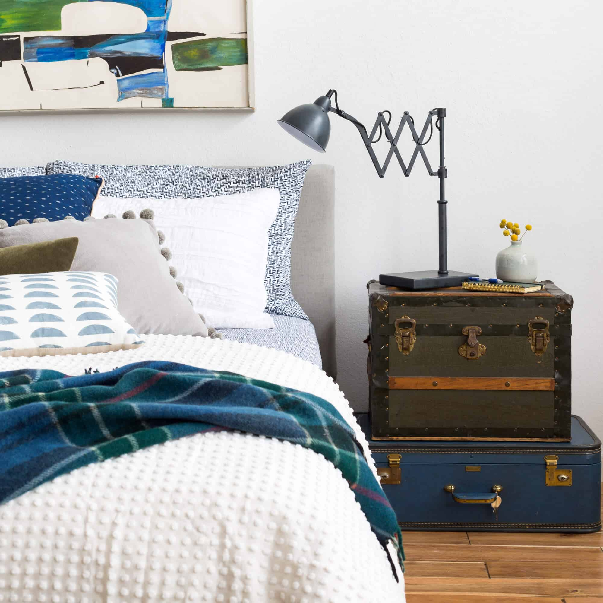 Blue and Green_Midcentury_Blue Green_Cabin_Rustic_Casual_Eclectic