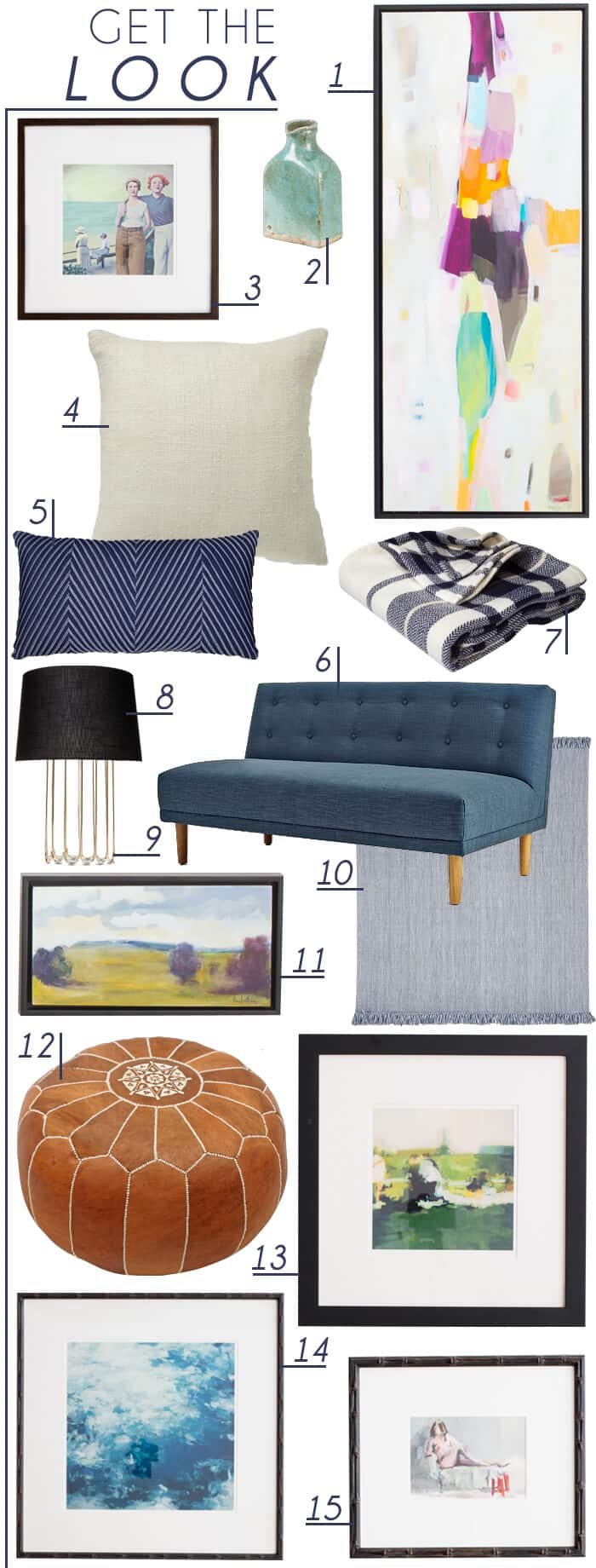 How To Choose Frame And Hang An Art Collection Emily